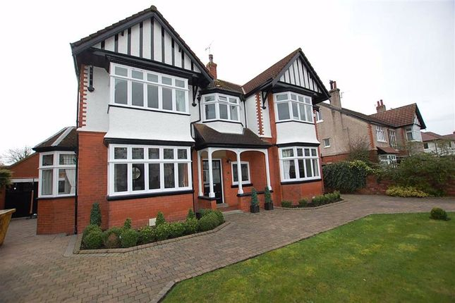 Thumbnail Detached house for sale in Dowhills Road, Blundellsands, Liverpool