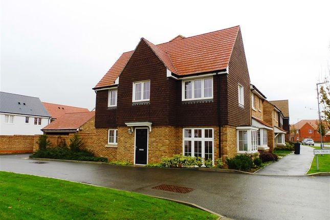 Thumbnail Property to rent in Song Thrush Drive, Finberry, Ashford