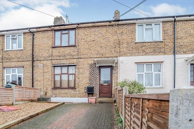 Thumbnail Terraced house to rent in Princes Street, Rochester