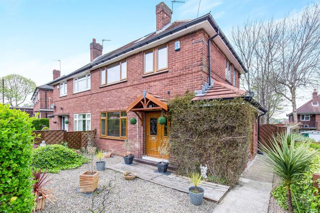 Thumbnail Semi-detached house for sale in Harley View, Bramley, Leeds