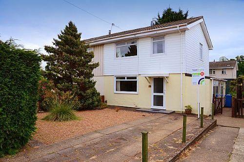 Thumbnail Semi-detached house to rent in Rachel Close, Norwich