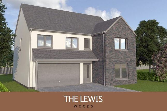 Thumbnail Detached house for sale in Plot 19 Lewis, The Woods, Sunnyside Estate, Montrose