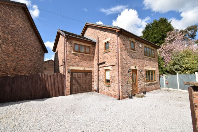 Thumbnail Detached house for sale in Prestolee Road, Stoneclough, Radcliffe, Manchester