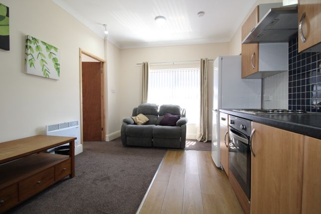 Thumbnail Flat to rent in Plungington Road, Preston