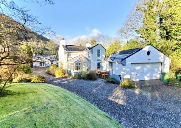 Thumbnail Detached house for sale in Foxdale Road, St. Johns, Isle Of Man