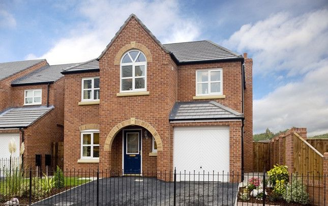 Thumbnail Detached house for sale in The Wharfdale, Heyhouses Lane, Lytham, St. Annes