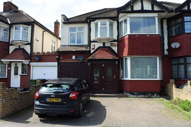 Thumbnail Terraced house to rent in Larkshall Road, London