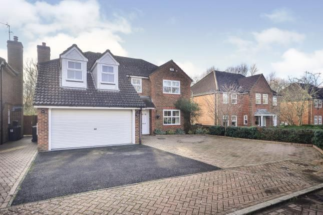 Thumbnail Detached house for sale in Fountains Close, Willesborough, Ashford, Kent