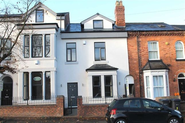 Thumbnail Terraced house for sale in Albany Road, Harborne, Birmingham