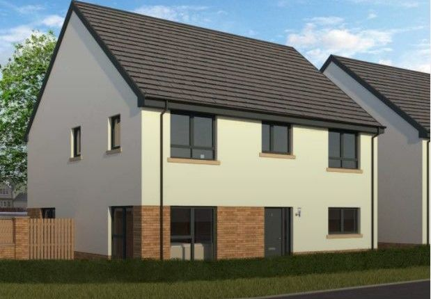 Thumbnail Detached house for sale in Plot 2, The Elm, The Courtyard, Off Linlithgow Road, Winchburgh