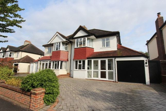 Thumbnail Semi-detached house for sale in Furzedown Road, Sutton