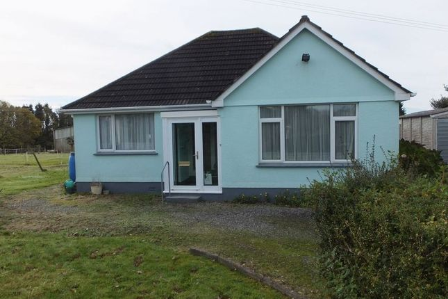 3 bed bungalow for sale in Bere Alston, Yelverton