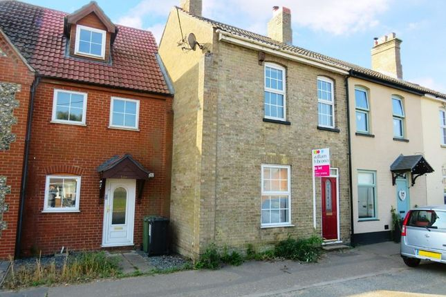 Thumbnail Property to rent in Main Street, Hockwold, Thetford