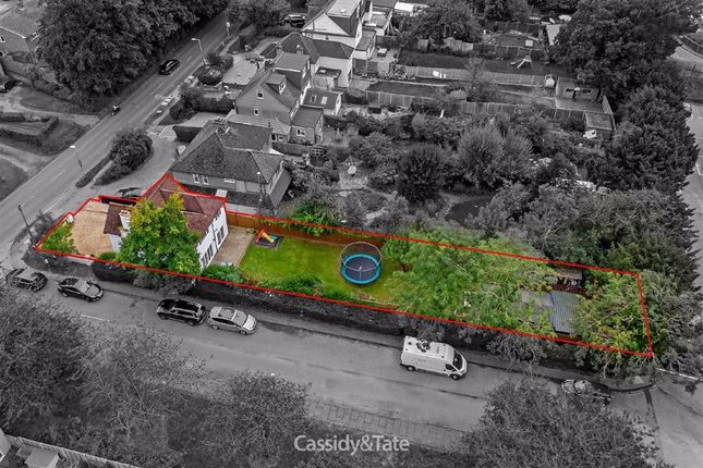 Thumbnail Detached house for sale in St. Albans Road, St. Albans, Hertfordshire