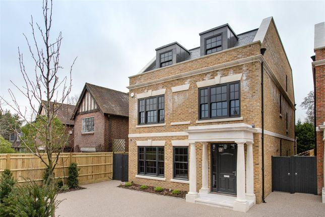 5 bed detached house for sale in Cottenham Park Road, London SW20