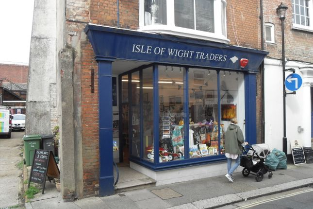 Thumbnail Retail premises for sale in Holyrood Street, Newport