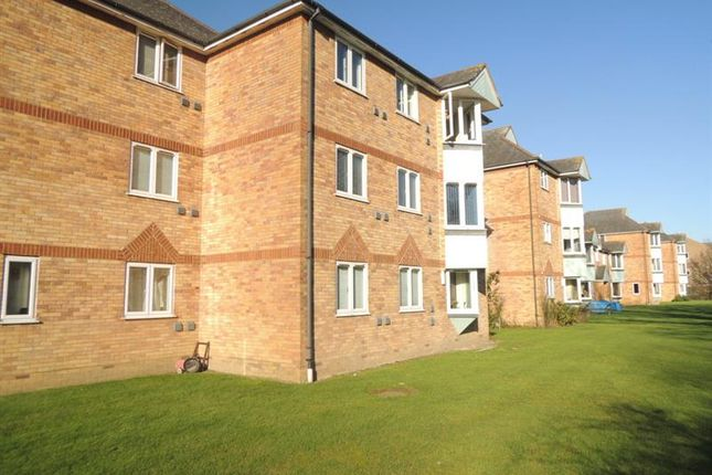Thumbnail Flat for sale in Bignell Croft, Highwoods, Colchester