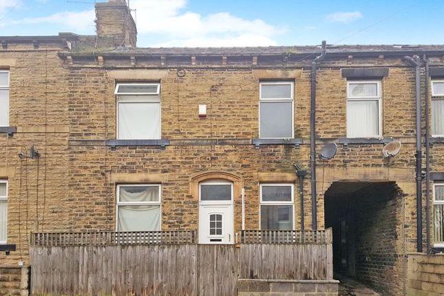 External of Pembroke Street, Bradford BD5