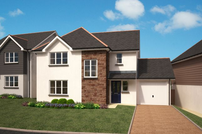 Thumbnail Detached house for sale in Maple At Greenacres, Dobwalls