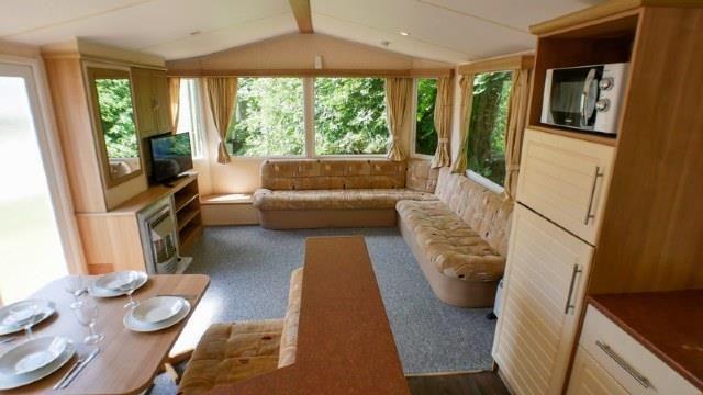 Lounge of Tree Tops, Week Lane, Dawlish EX8