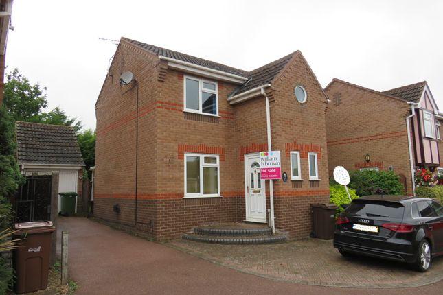 Thumbnail Detached house for sale in Churchfields, Hethersett, Norwich