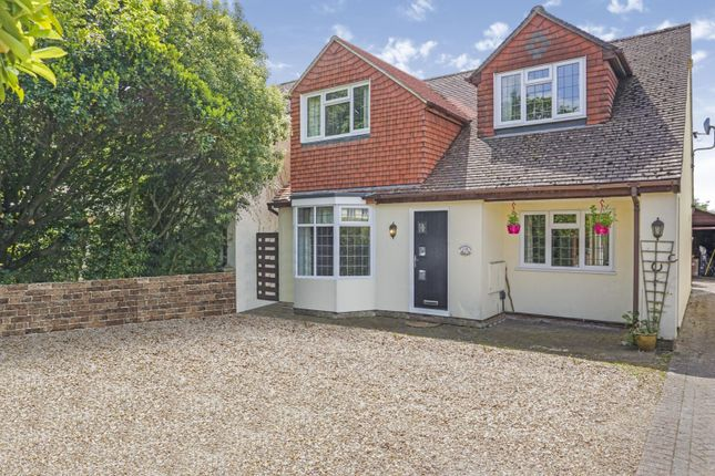 Thumbnail Detached house for sale in Botley Road, North Baddesley, Southampton
