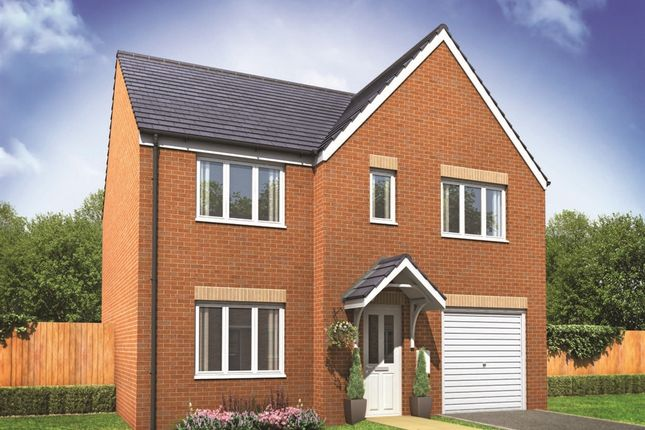 "Thumbnail Detached house for sale in ""The Winster"" at Ward Road, Clipstone Village, Mansfield"