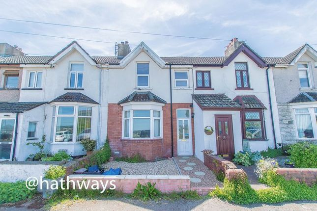 Thumbnail Terraced house for sale in Hodges Terrace, St. Dials, Cwmbran