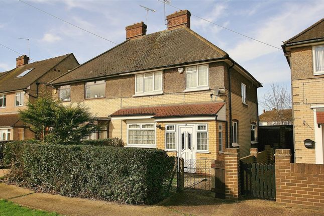 Thumbnail Semi-detached house to rent in Botwell Lane, Hayes