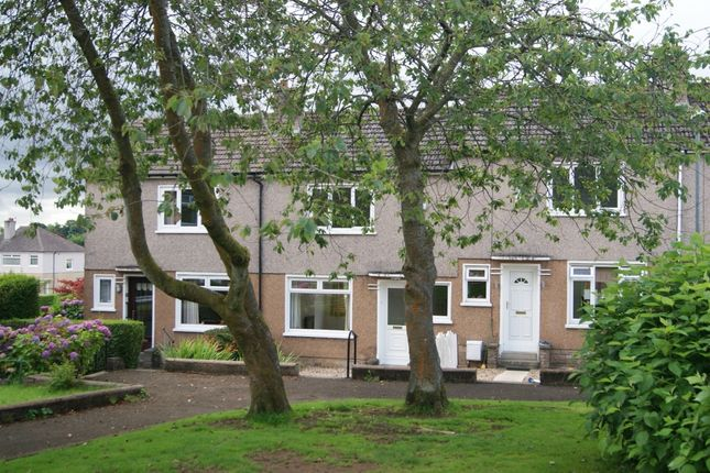 Thumbnail Terraced house to rent in Sidlaw Road, Bearsden