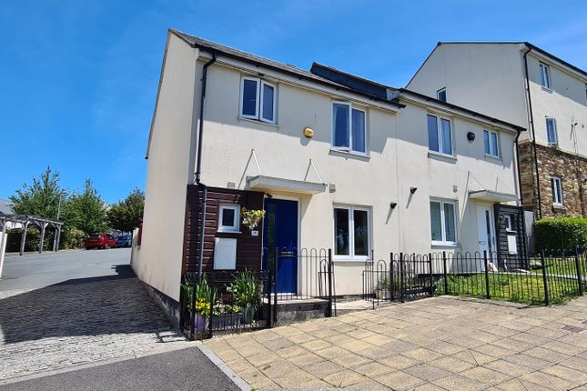 3 bed semi-detached house for sale in Whitehaven Way, Plymouth PL6
