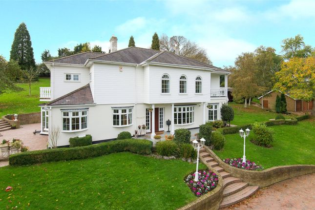 Thumbnail Detached house for sale in Childerditch Street, Little Warley, Brentwood, Essex