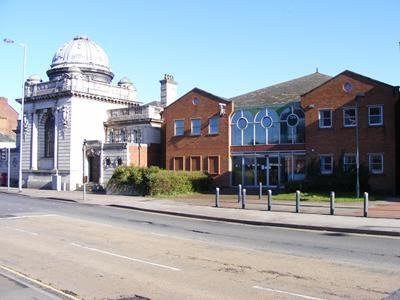 Former Magistrates Court, Horninglow Street, Burton Upon Trent, Staffordshire DE14