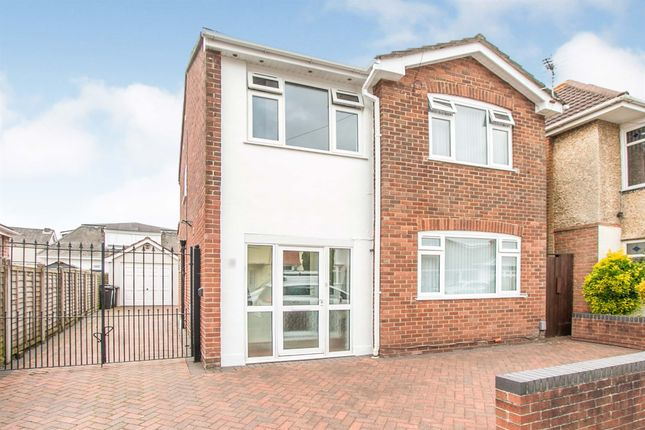 Thumbnail Detached house for sale in Middleton Road, Winton, Bournemouth