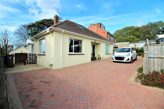 Thumbnail Bungalow for sale in Merlin Ave North, Weymouth, Dorset