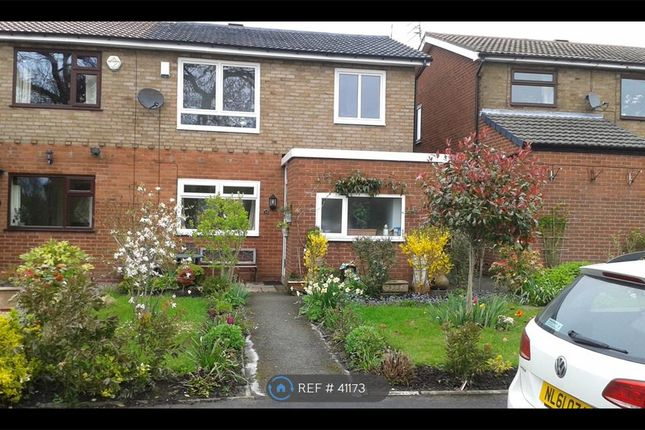 Thumbnail Semi-detached house to rent in Bow Lane, Altrincham