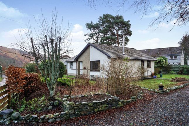 Thumbnail Detached bungalow for sale in Muirlodge Place, Kinloch Rannoch