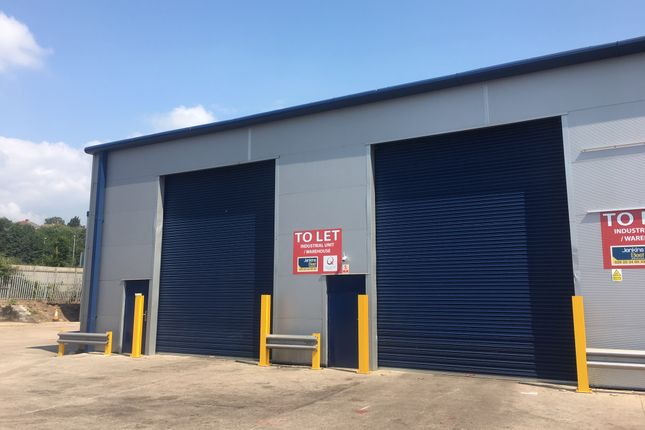 Thumbnail Industrial to let in Unit 3E, Albany Industrial Estate, Aaragon Street, Newport