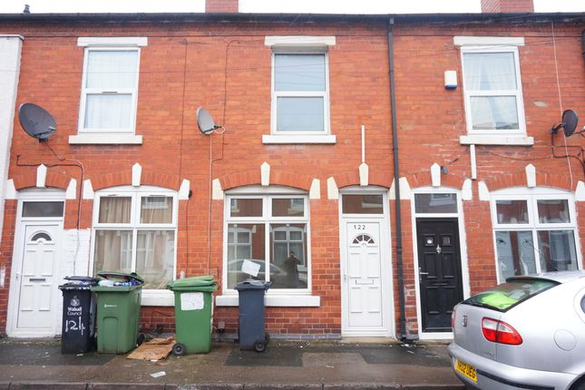 Thumbnail Terraced house to rent in Miner Street, Birchills, Walsall