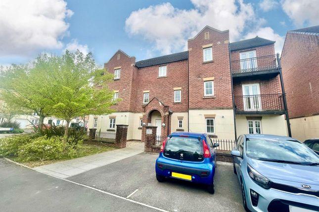 Thumbnail Flat to rent in Threipland Drive, Heath, Cardiff