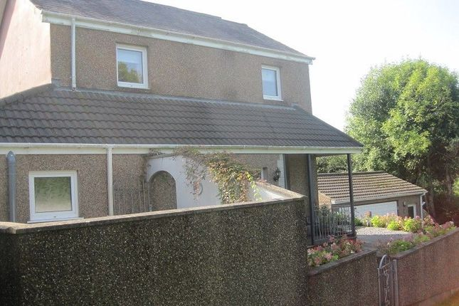Thumbnail Detached house for sale in Heol Tredeg, Upper Cwmtwrch, Swansea