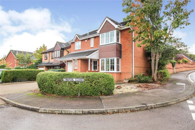 Thumbnail Detached house for sale in Trefoil Close, Broughton Astley, Leicester, Leicestershire