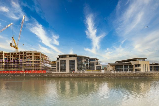 Thumbnail Office to let in Kings Road, Swansea Waterfront
