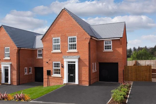 "Thumbnail Detached house for sale in ""Bradwell"" at Heathfield Lane, Birkenshaw, Bradford"