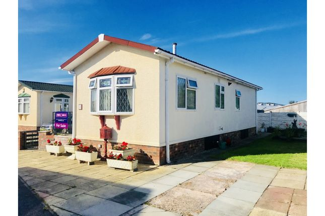 Thumbnail Detached bungalow for sale in Little Paddock Residential Site, Rhyl