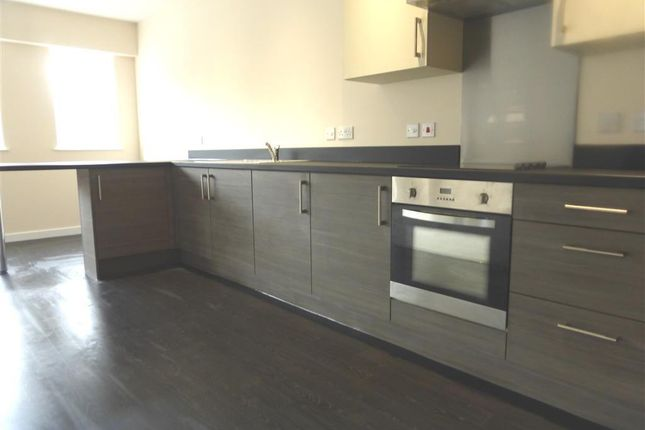 Thumbnail Flat to rent in Rope Walk, Ipswich