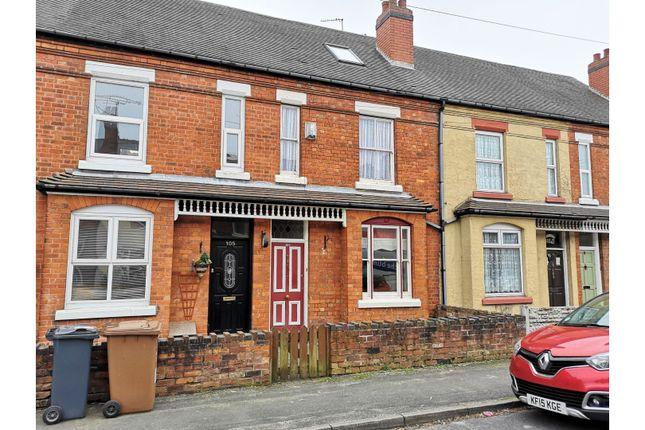 Terraced house in  Borneo Street  Walsall  Birmingham