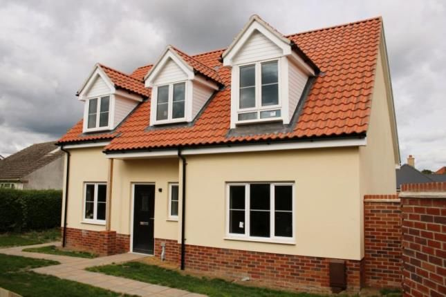 Thumbnail Detached house for sale in West Row, Bury St. Edmunds, Suffolk