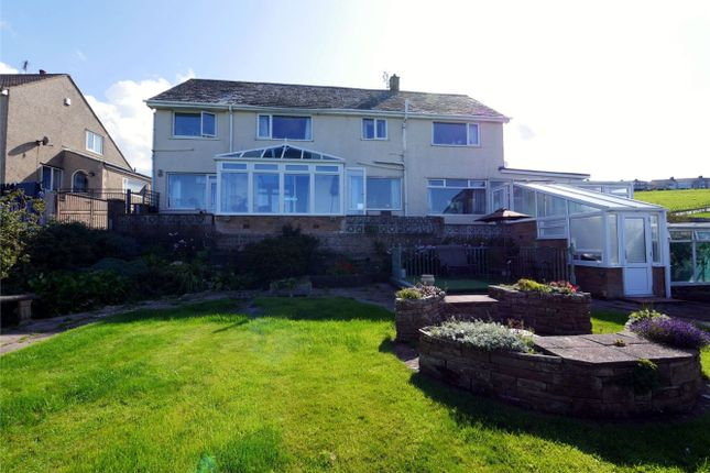 Thumbnail Detached house for sale in Windward House, Toll Bar Crescent, Whitehaven, Cumbria
