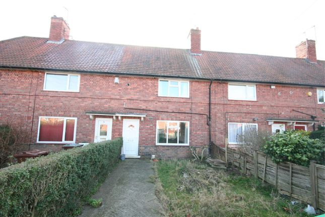 Thumbnail Shared accommodation to rent in Wensor Avenue, Lenton Abbey, Nottingham